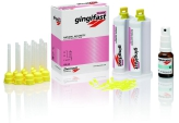 GINGIFAST ELASTIC 2x50ml + 12 mixing + 12 oral tip